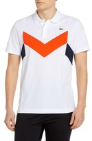 Lacoste Men's Chevron Colorblocked Polo