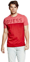 GUESS Men's Rendor Logo Tee