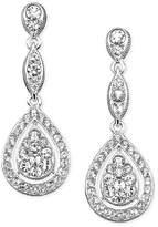 Danori Earrings, Raindrop Crystal