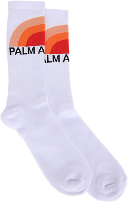 Palm Angels Big Sunset Socks