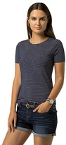 Tommy Hilfiger Scoop Neck Tee
