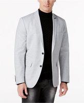 INC International Concepts Men's Slim-Fit Grey Blazer, Only at Macy's