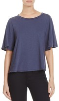 Velvet by Graham & Spencer Boxy Tee - 100% Bloomingdale's Exclusive