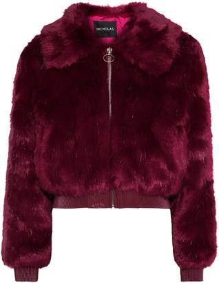 Nicholas Faux Fur Jacket