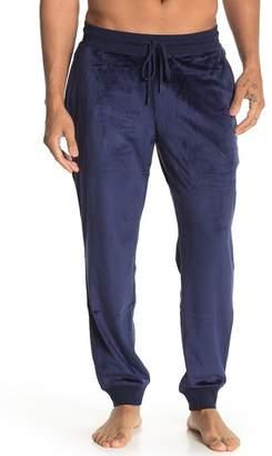 Daniel Buchler Velour Cuffed Lounge Pants