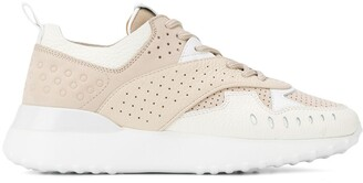 Tod's perforated detail sneakers