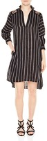 Sandro Cassy Striped Dress