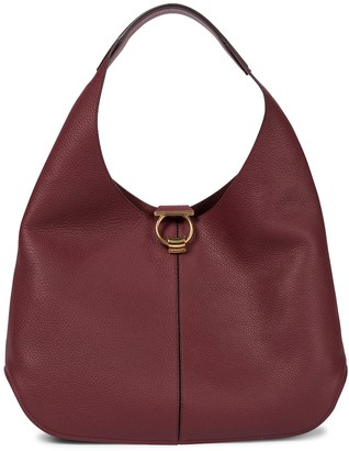 Salvatore Ferragamo Margot leather tote