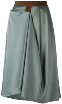 Chalayan Enveloped skirt - women - Acetate/Viscose - 38