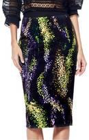 Gracia Patterned Skirt