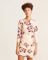 A.L.C. Grace Silk Floral Dress