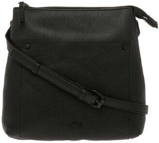 Jag Rosie Zip Top Crossbody Bag