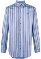 Vivienne Westwood Man striped 'Krall' shirt