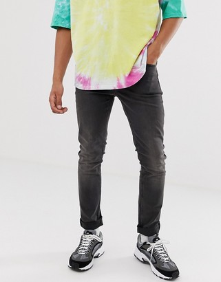 Cheap Monday tight skinny jeans in true grey