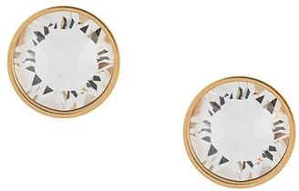 Balenciaga Plug crystal-embellished earrings