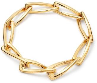 Missoma Gold Chunky Pirouette Chain Bracelet