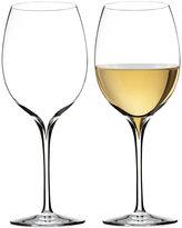 Waterford Elegance Pinot Gris/Grigio Wine Glass Pair
