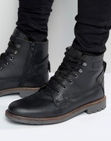 Firetrap Lace Up Military Boots