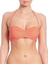Tory Burch Myra Underwire Bikini Top