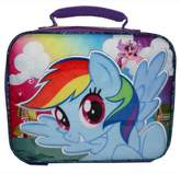 My Little Pony Rainbow Dash Lunch Tote - Purple/Blue