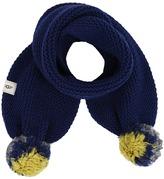 UGG Knit Scarf w/ Multicolor Poms (Toddler/Little Kids)