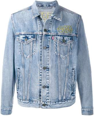 Levi's x Star Wars denim jacket