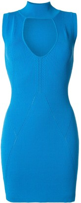 Manning Cartell Australia Ribbed Knit Bodycon Dress