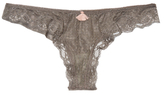 Eberjey Francine Lace Thong