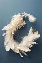 Anthropologie Prestigious Plumes Ornament