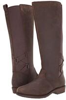 Teva Ellery Tall Waterproof (Bison) Women's Shoes