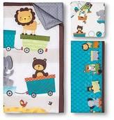 Bedtime Originals Lambs & Ivy Choo Choo 3pc Crib Set