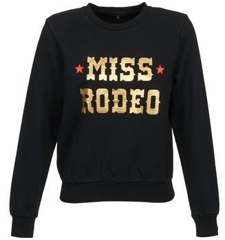 American Retro MIRKO women's Sweatshirt in Black