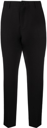 Ganni Tailored Cropped Trousers