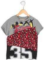 John Galliano Boys' Printed Short Sleeve Shirt