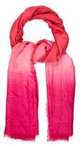 Maje Colorblock Knit Scarf w/ Tags