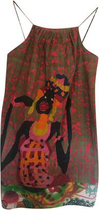 Desigual Multicolour Viscose Dresses
