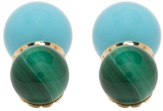 Lanvin Ball-Detail Cufflinks