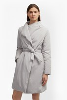 French Connection Verbier Duvet Wrap Coat