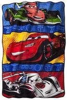 Cars Disney Blanket - Blue/Red