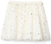 Gap Shimmer tulle skirt