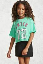 Forever 21 Girls French Terry Tee (Kids)