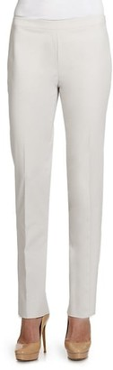 Lafayette 148 New York Fundamental Bi-Stretch Bleecker Pant