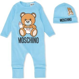 MOSCHINO BAMBINO Toy Bear babygrow