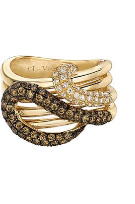 LeVian Le Vian Chocolatier 14K 1.15 Ct. Tw. Diamond Ring