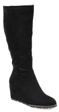Journee Collection Parker Wedge Boot