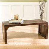 Alexander Slat Table Bench