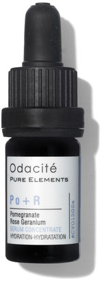 Odacité Po+R Hydration Serum Concentrate (Pomegranate + Rose Geranium)