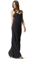 Tommy Hilfiger Star Print Maxi Dress