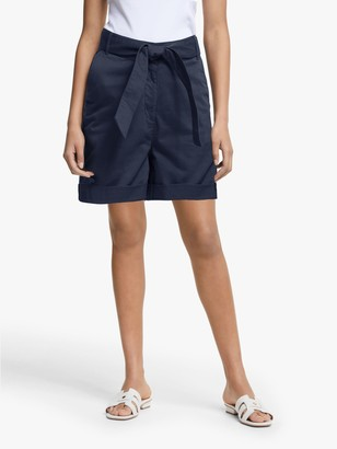 John Lewis & Partners Chino Shorts, Navy