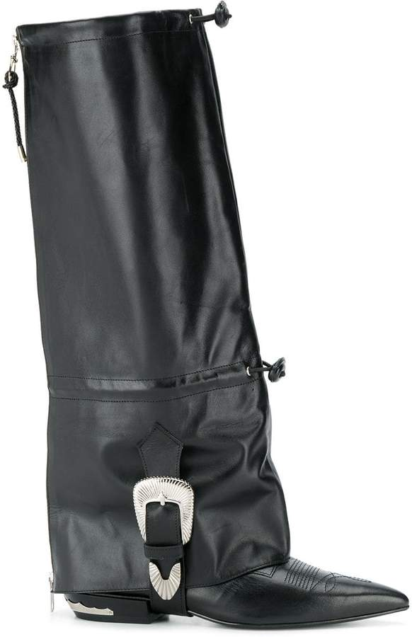65c498177ba knee-high boots